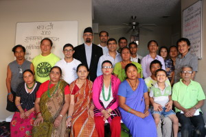 Dashain Special Wishing Program at Bhutanese Community Center, Fort Worth